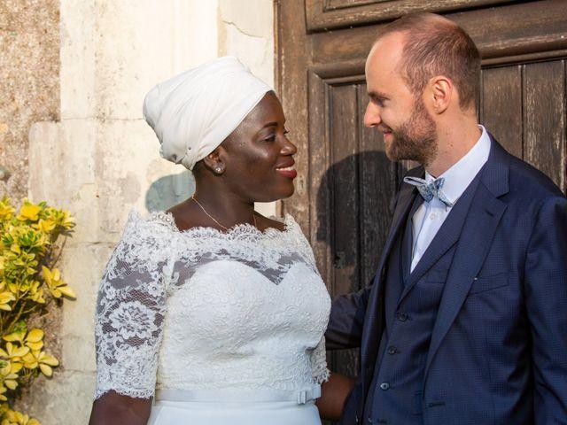 Le mariage de Jérémy et Fatou à La Chapelle-sur-Erdre, Loire Atlantique 79