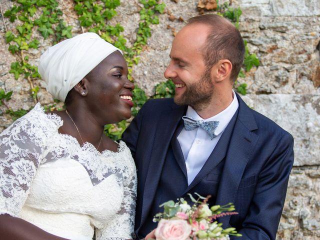 Le mariage de Fatou et Jérémy