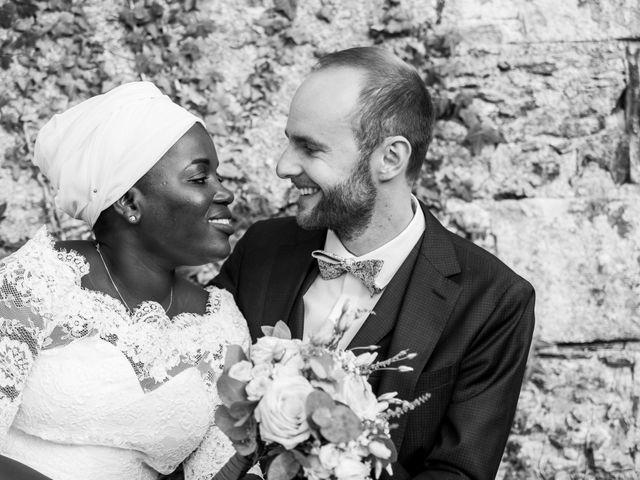 Le mariage de Jérémy et Fatou à La Chapelle-sur-Erdre, Loire Atlantique 80