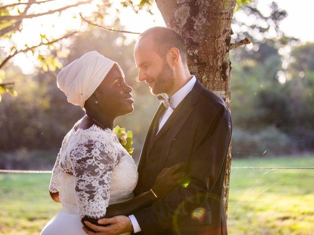 Le mariage de Jérémy et Fatou à La Chapelle-sur-Erdre, Loire Atlantique 81