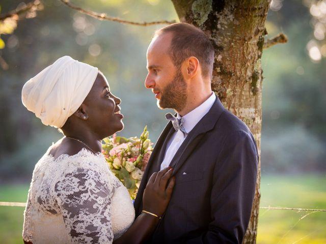 Le mariage de Jérémy et Fatou à La Chapelle-sur-Erdre, Loire Atlantique 82