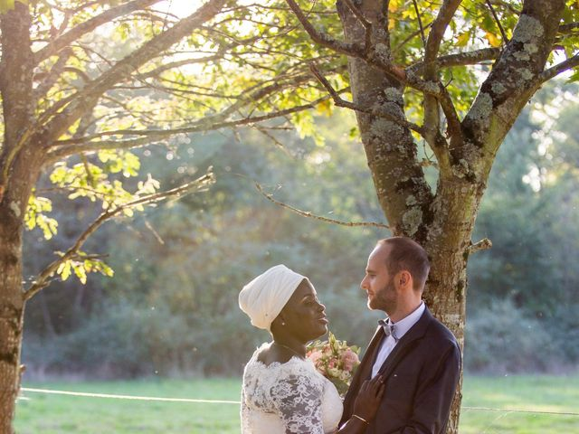 Le mariage de Jérémy et Fatou à La Chapelle-sur-Erdre, Loire Atlantique 83