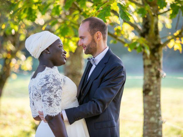 Le mariage de Jérémy et Fatou à La Chapelle-sur-Erdre, Loire Atlantique 84