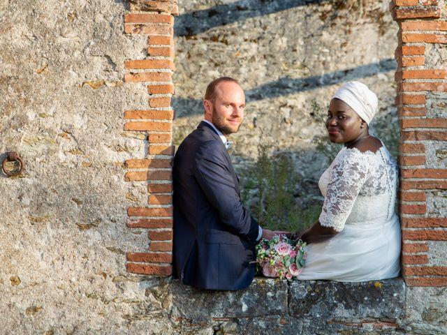 Le mariage de Jérémy et Fatou à La Chapelle-sur-Erdre, Loire Atlantique 86