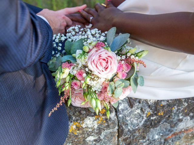 Le mariage de Jérémy et Fatou à La Chapelle-sur-Erdre, Loire Atlantique 87