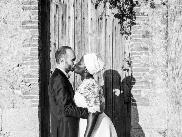 Le mariage de Jérémy et Fatou à La Chapelle-sur-Erdre, Loire Atlantique 89