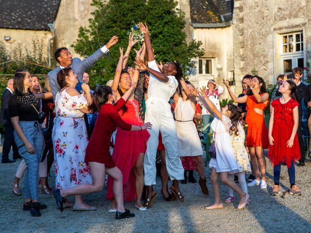 Le mariage de Jérémy et Fatou à La Chapelle-sur-Erdre, Loire Atlantique 91