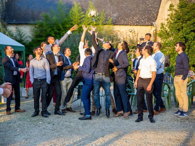 Le mariage de Jérémy et Fatou à La Chapelle-sur-Erdre, Loire Atlantique 92