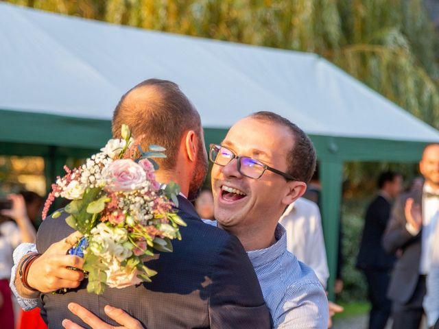 Le mariage de Jérémy et Fatou à La Chapelle-sur-Erdre, Loire Atlantique 94