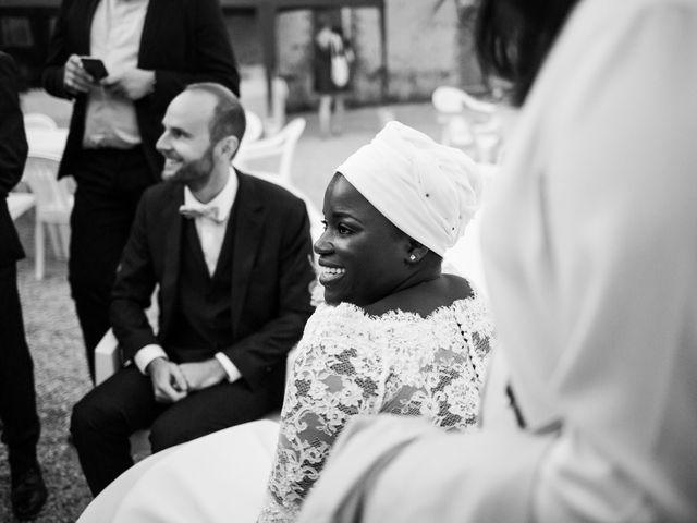 Le mariage de Jérémy et Fatou à La Chapelle-sur-Erdre, Loire Atlantique 98