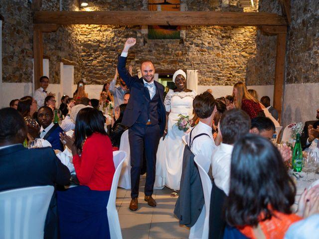Le mariage de Jérémy et Fatou à La Chapelle-sur-Erdre, Loire Atlantique 99