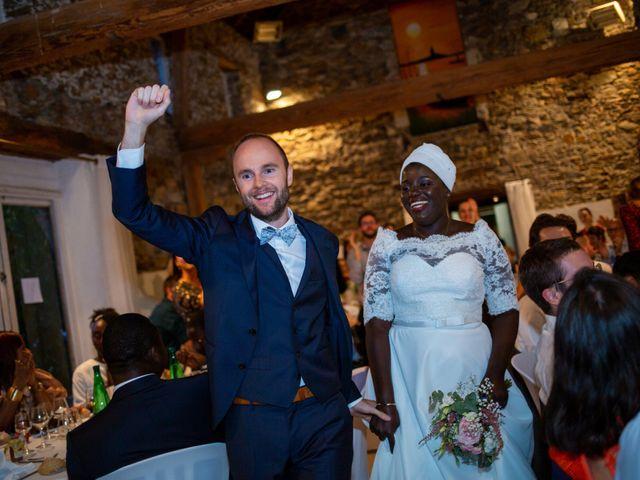 Le mariage de Jérémy et Fatou à La Chapelle-sur-Erdre, Loire Atlantique 100
