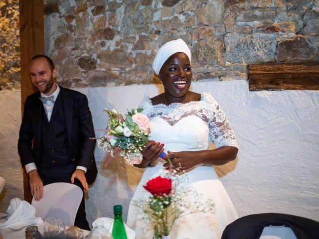 Le mariage de Jérémy et Fatou à La Chapelle-sur-Erdre, Loire Atlantique 101