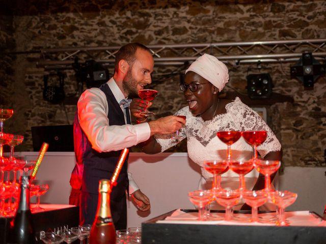 Le mariage de Jérémy et Fatou à La Chapelle-sur-Erdre, Loire Atlantique 108