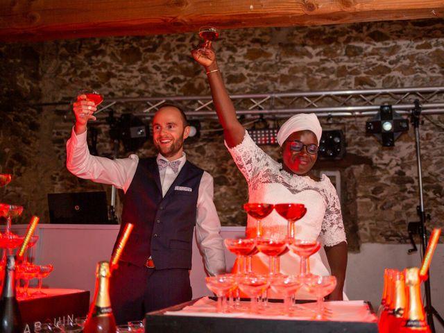 Le mariage de Jérémy et Fatou à La Chapelle-sur-Erdre, Loire Atlantique 109