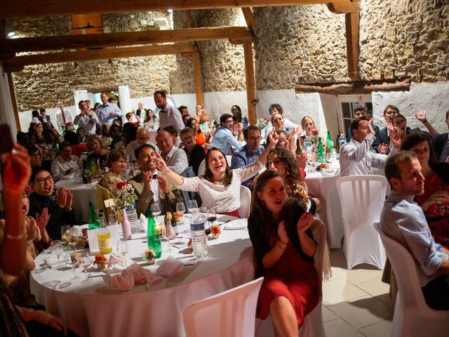Le mariage de Jérémy et Fatou à La Chapelle-sur-Erdre, Loire Atlantique 110
