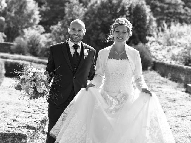 Le mariage de Nelly et Stefano