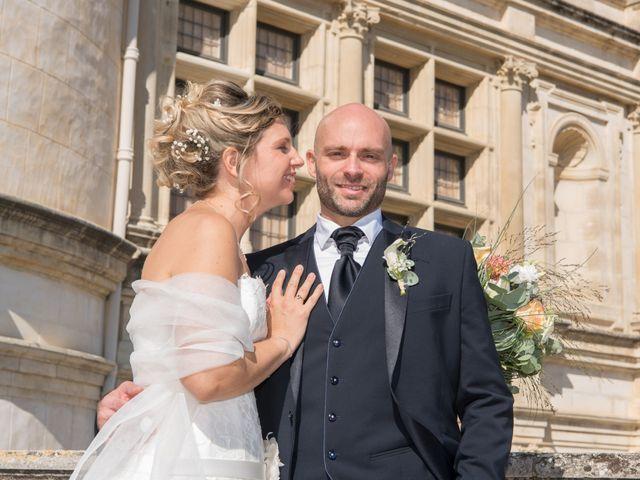 Le mariage de Stefano et Nelly à Grillon, Vaucluse 6