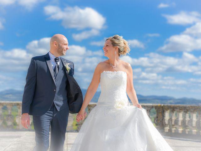 Le mariage de Stefano et Nelly à Grillon, Vaucluse 8