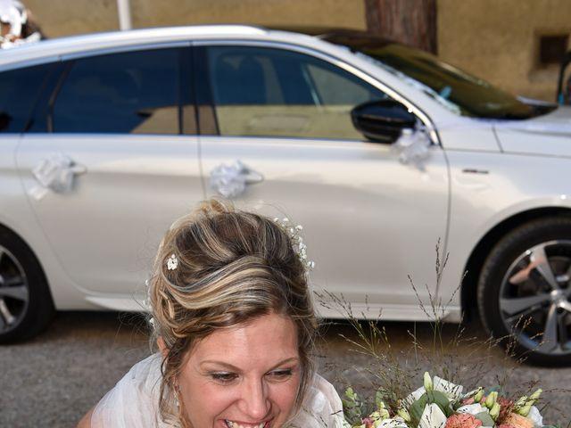 Le mariage de Stefano et Nelly à Grillon, Vaucluse 10