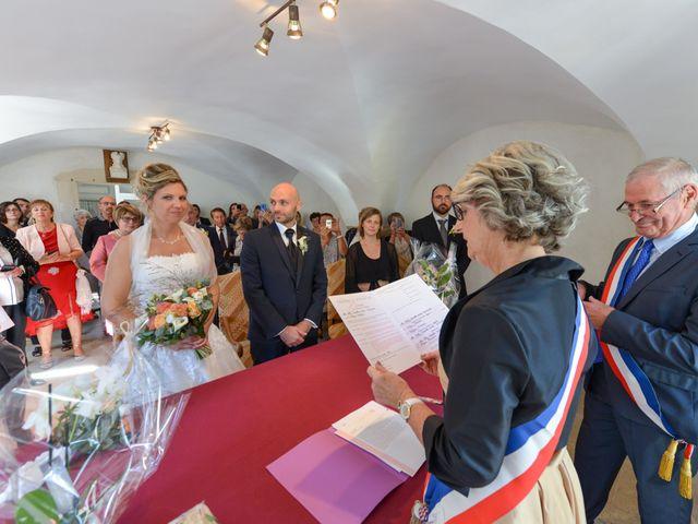 Le mariage de Stefano et Nelly à Grillon, Vaucluse 11
