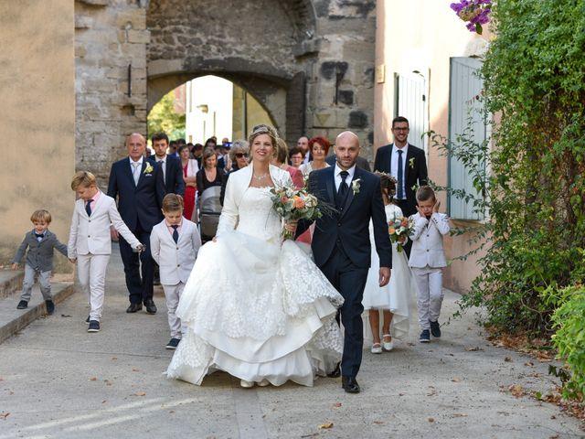Le mariage de Stefano et Nelly à Grillon, Vaucluse 13