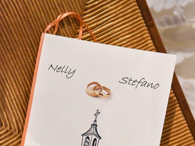 Le mariage de Stefano et Nelly à Grillon, Vaucluse 14