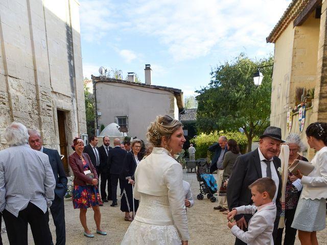 Le mariage de Stefano et Nelly à Grillon, Vaucluse 22
