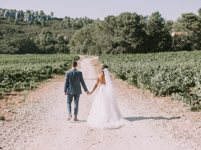 Le mariage de Stéphane  et Karine à Gémenos, Bouches-du-Rhône 1