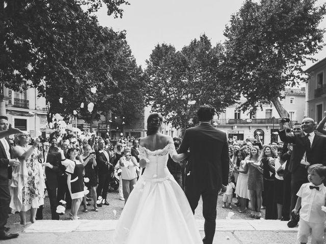 Le mariage de Pierre et Mélanie à Béziers, Hérault 29