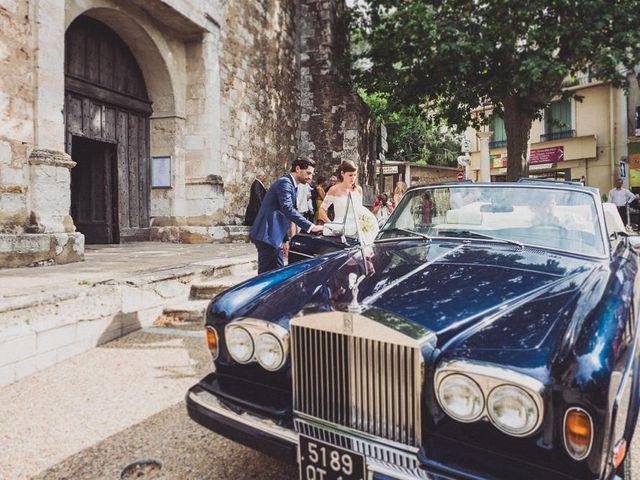 Le mariage de Pierre et Mélanie à Béziers, Hérault 32