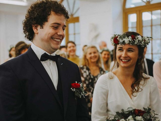 Le mariage de Jean-Charles et Elodie à Pornic, Loire Atlantique 10