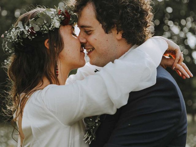 Le mariage de Elodie et Jean-Charles