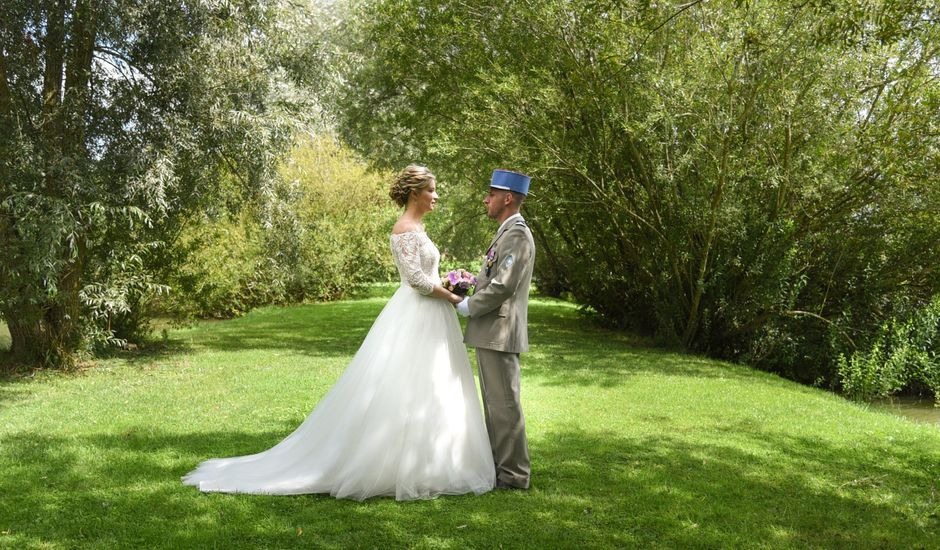 Le mariage de Logan et Sandra  à Vervins, Aisne