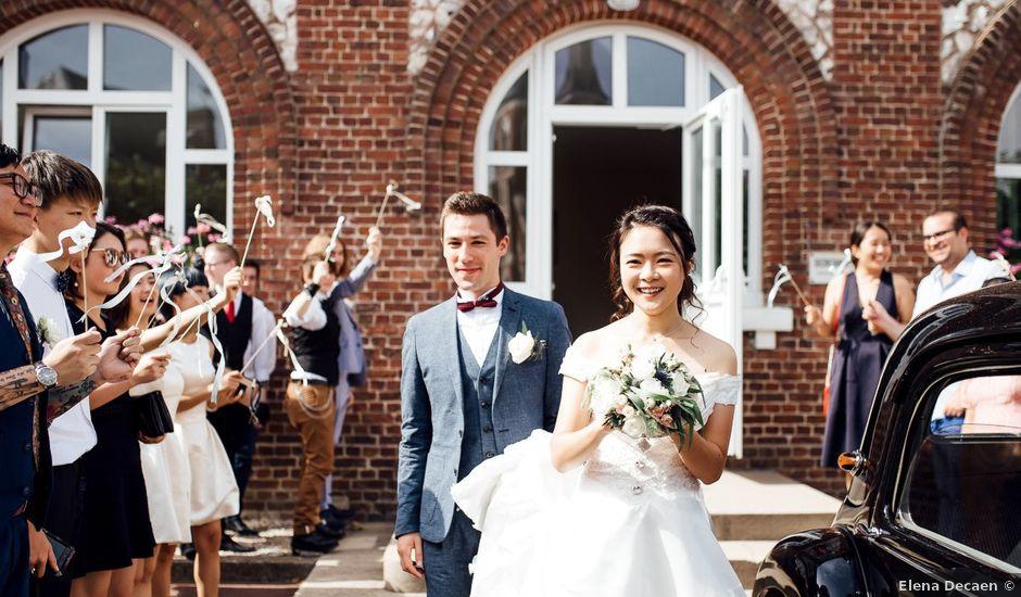 Le mariage de Quentin et Chen à Annecy-le-Vieux, Haute-Savoie