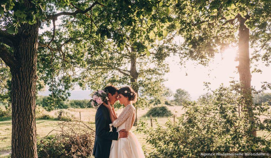 Le mariage de Alexis et Faustine à Mornand-en-Forez, Loire