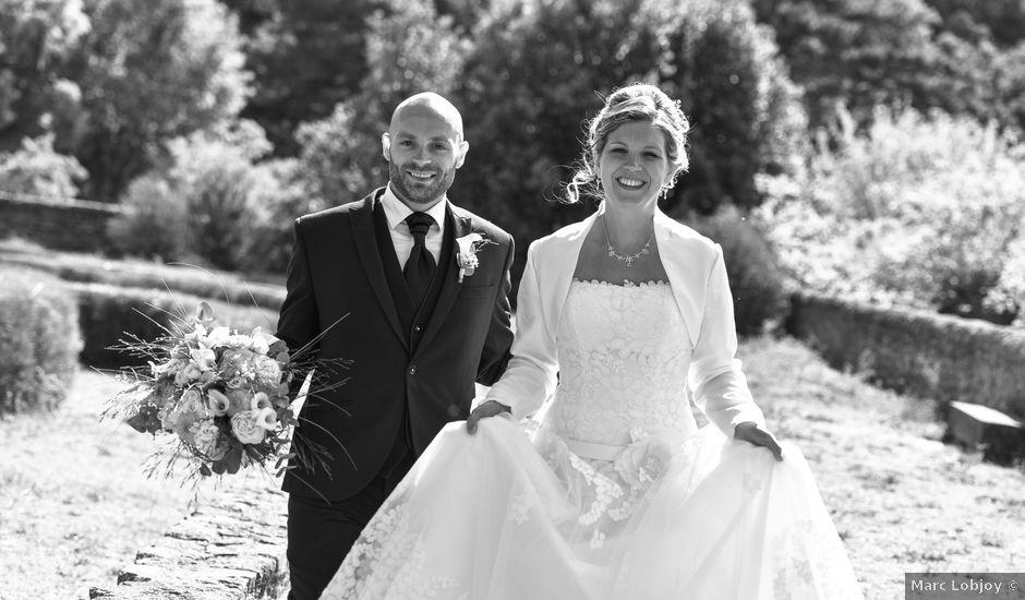 Le mariage de Stefano et Nelly à Grillon, Vaucluse