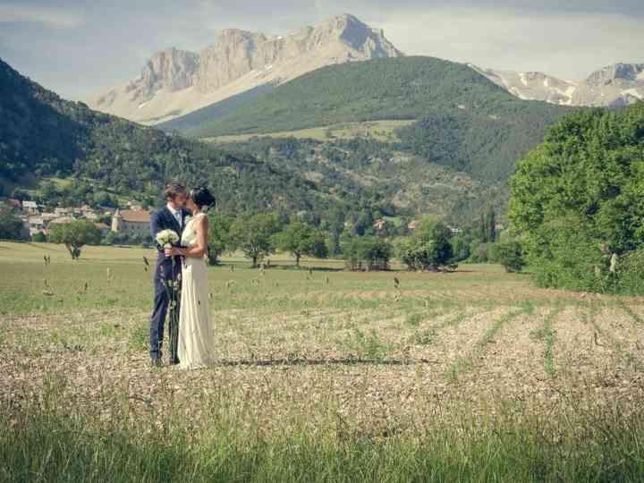 Le mariage de Gabriela et Romain