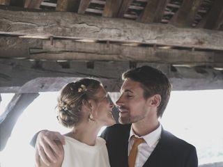 Le mariage de Rebecca et Pierrick 1