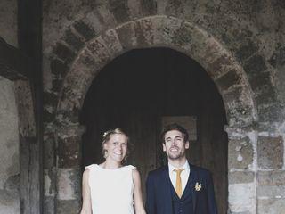 Le mariage de Rebecca et Pierrick 2