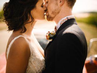 Le mariage de Célia et Tom