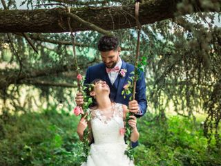 Le mariage de Virginie et Aurélien