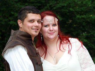 Le mariage de Elodie et Céryl