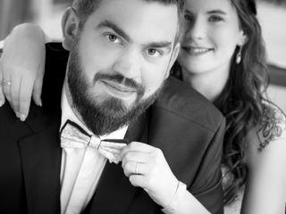 Le mariage de Victorine et Guillaume