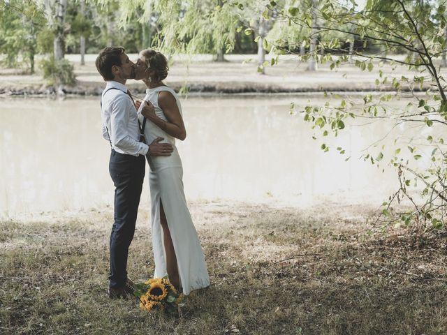 Le mariage de Pierrick et Rebecca à Souvigny-en-Sologne, Loir-et-Cher 22
