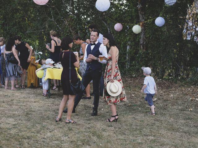 Le mariage de Pierrick et Rebecca à Souvigny-en-Sologne, Loir-et-Cher 35