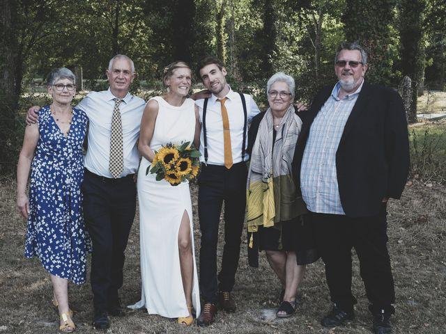 Le mariage de Pierrick et Rebecca à Souvigny-en-Sologne, Loir-et-Cher 37