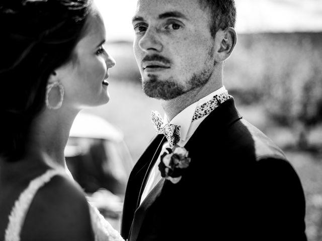 Le mariage de Tom et Célia à Châteaudouble, Drôme 19