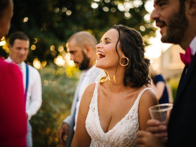Le mariage de Tom et Célia à Châteaudouble, Drôme 59