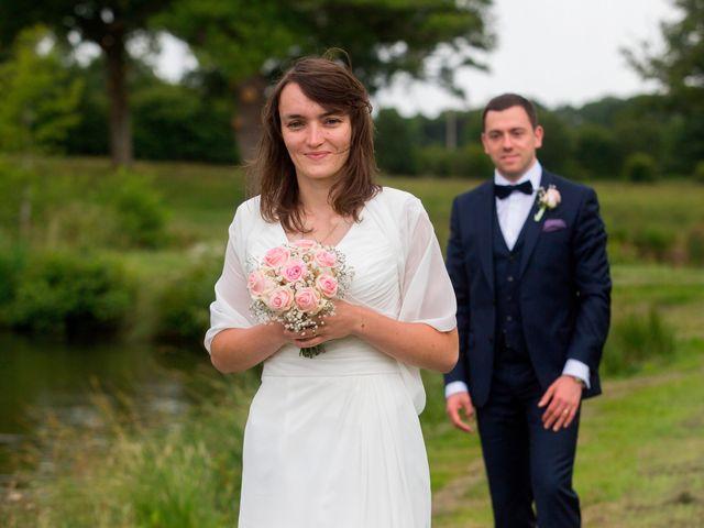 Le mariage de François-Xavier et Mathilde
